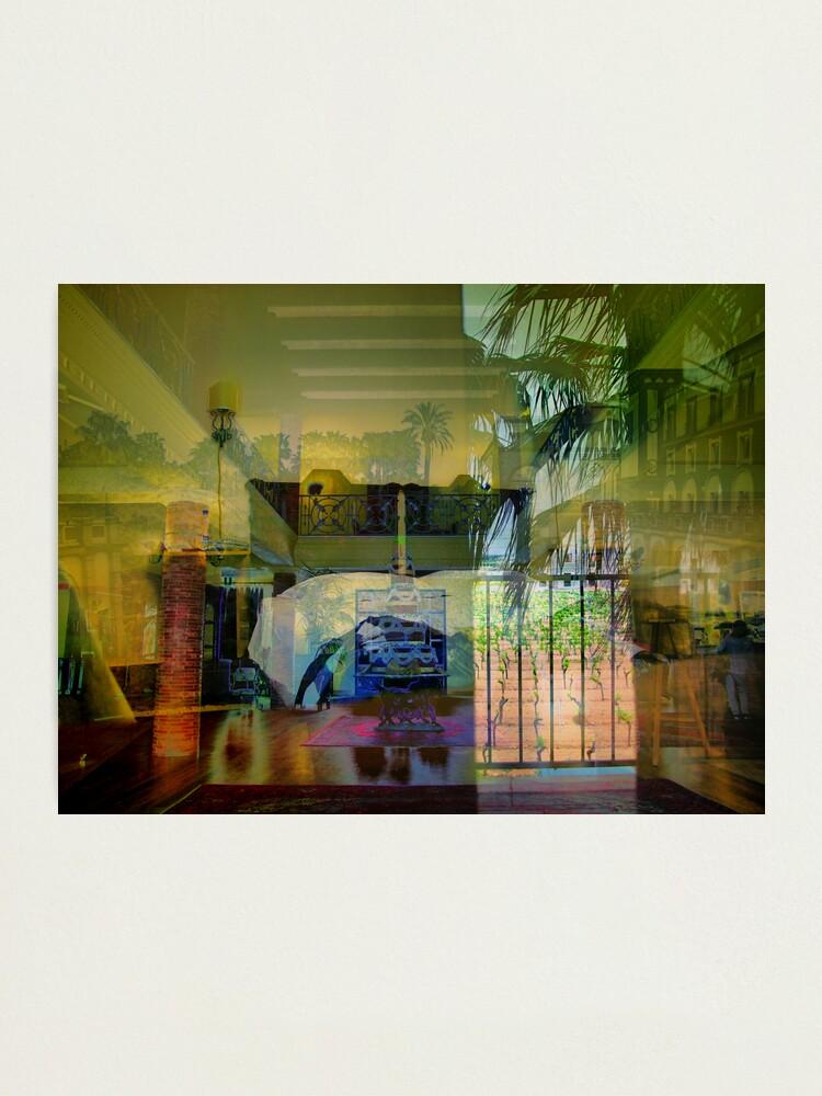 Alternate view of Baglio Basile Hotel & Resort Petrosino Photographic Print