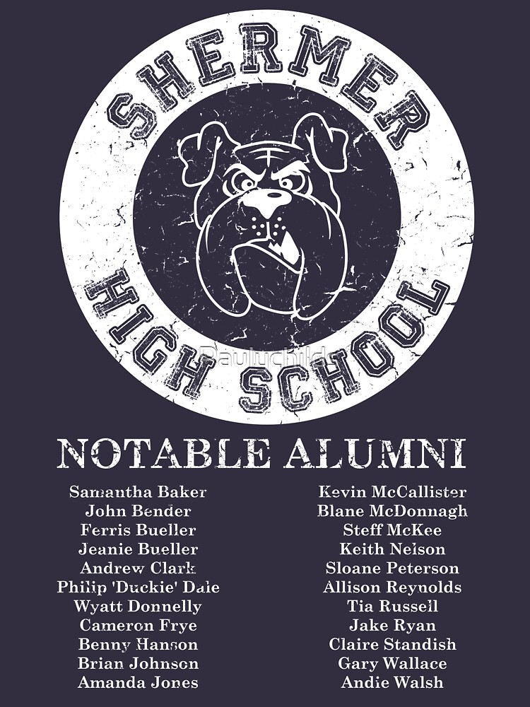Shermer High School Alumni | Unisex T-Shirt