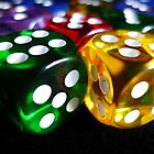 Dice by Barbara Morrison