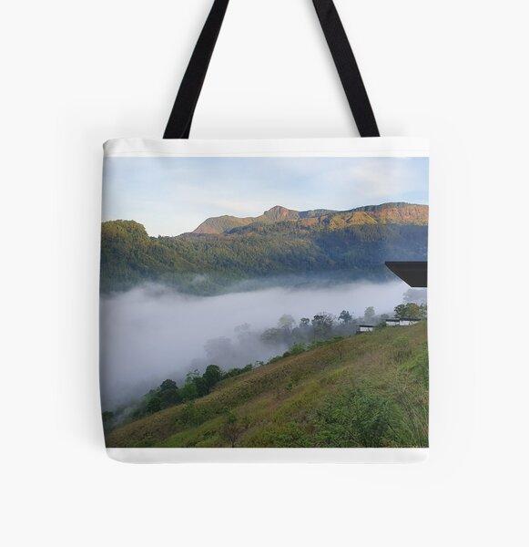 Kandy Sri Lanka All Over Print Tote Bag