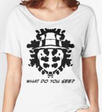 The Rorschach Test Women's Relaxed Fit T-Shirt