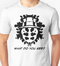 The Rorschach Test Unisex T-Shirt