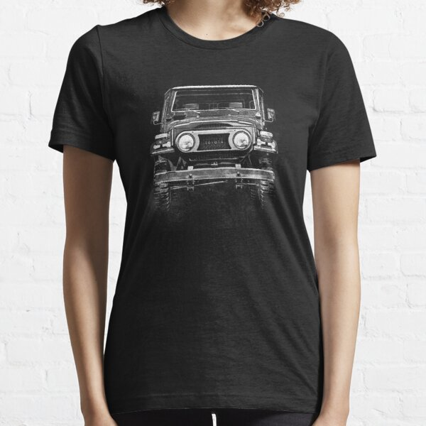 GRITTY 40 SERIES Essential T-Shirt