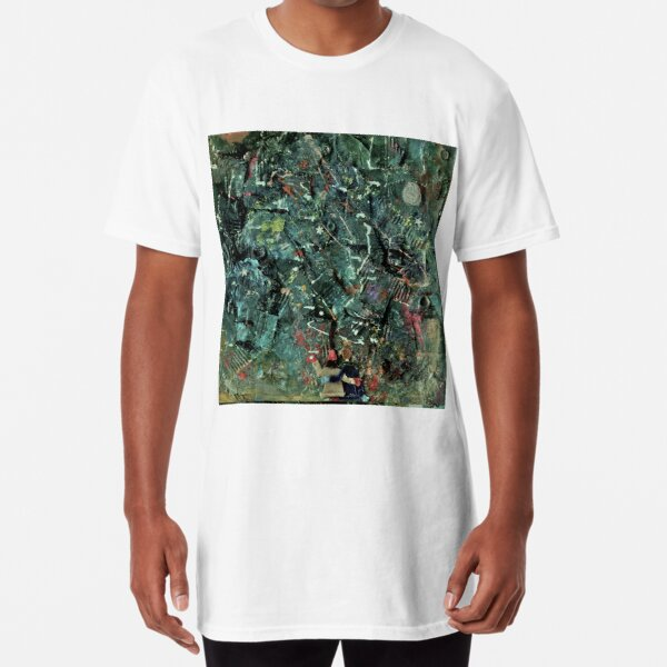 Lovers in the Snow Long T-Shirt