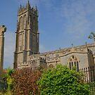 St John's Church, Glastonbury by Dave Godden