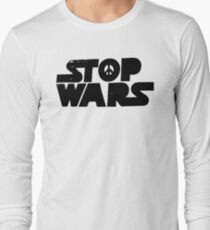 Stop Wars Now! T-Shirt