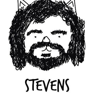 Stevens by Burgernator
