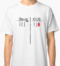 House vs God (Light ver.) Classic T-Shirt