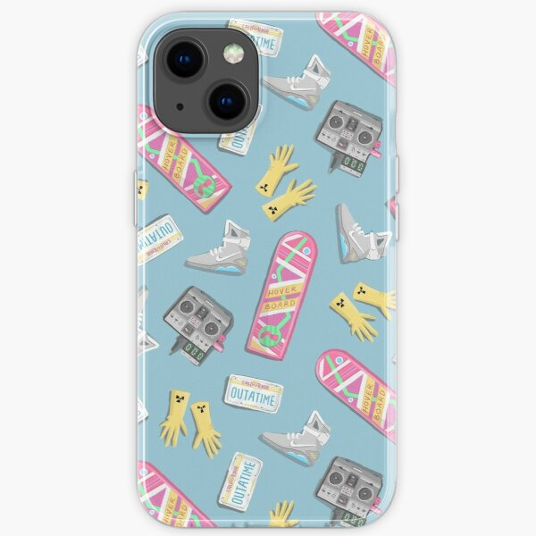 Back to the Future iPhone Soft Case