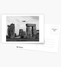 Mystery Solved Postcards