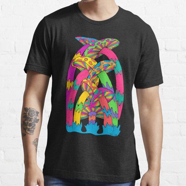 Pastel Mushroom Essential T-Shirt