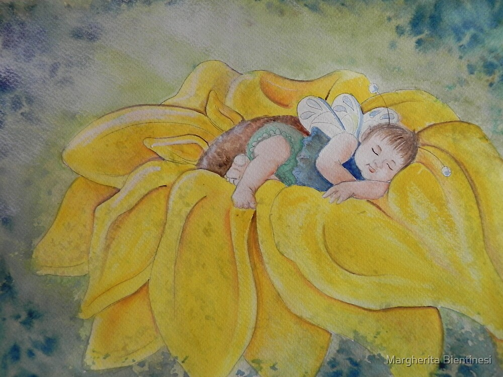Sleeping beauty by Margherita Bientinesi