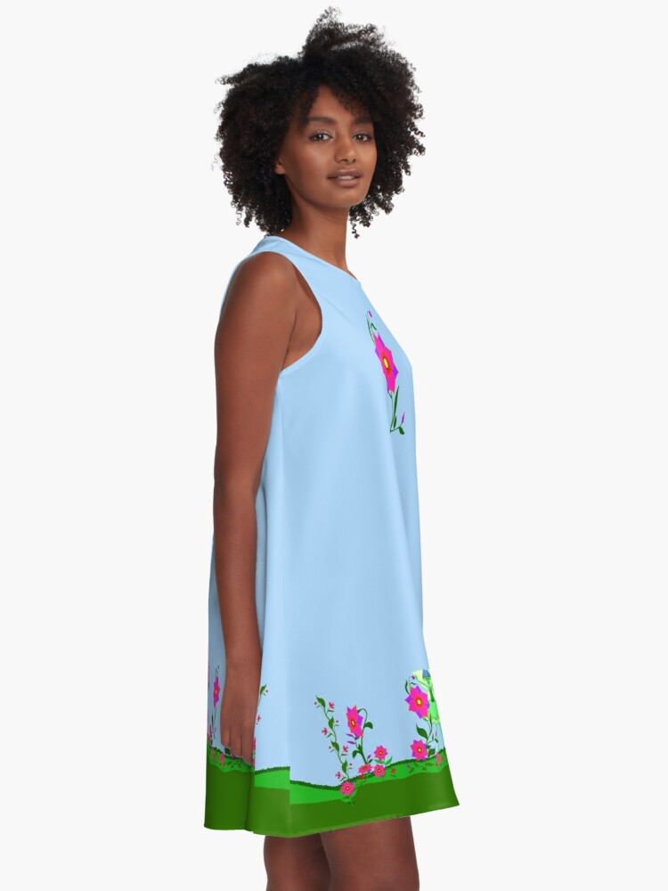 Alternate view of FAY - Woman's A-Line Dress A-Line Dress