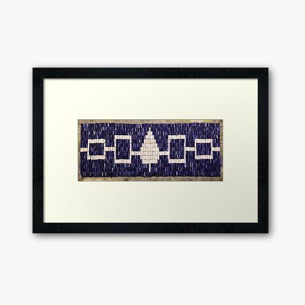 Hiawatha Framed Art Print