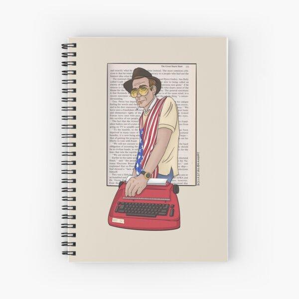 The American Dream  Spiral Notebook