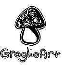 GroglioArt Mushroom by GroglioArt