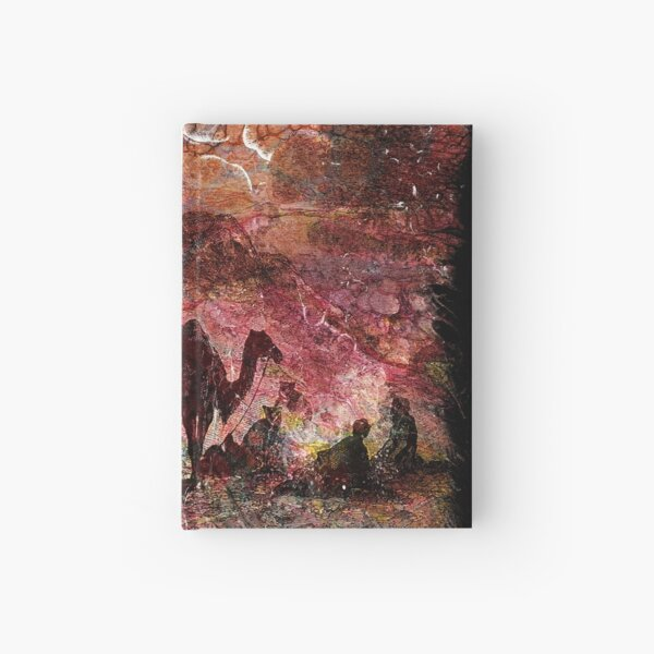 The Atlas Of Dreams - Color Plate 99 Hardcover Journal
