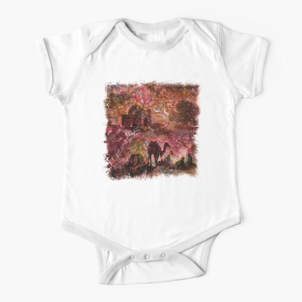 The Atlas Of Dreams - Color Plate 99 Short Sleeve Baby One-Piece