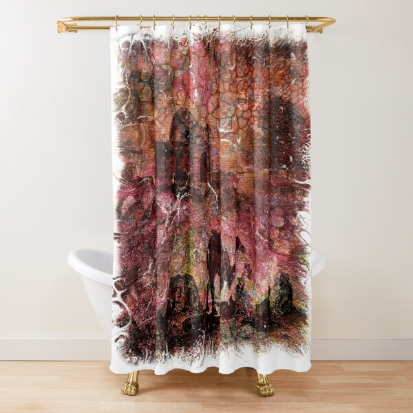 The Atlas Of Dreams - Color Plate 99 Shower Curtain