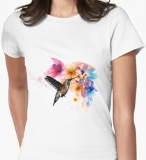 Breath of Life Womens Fitted T-Shirt