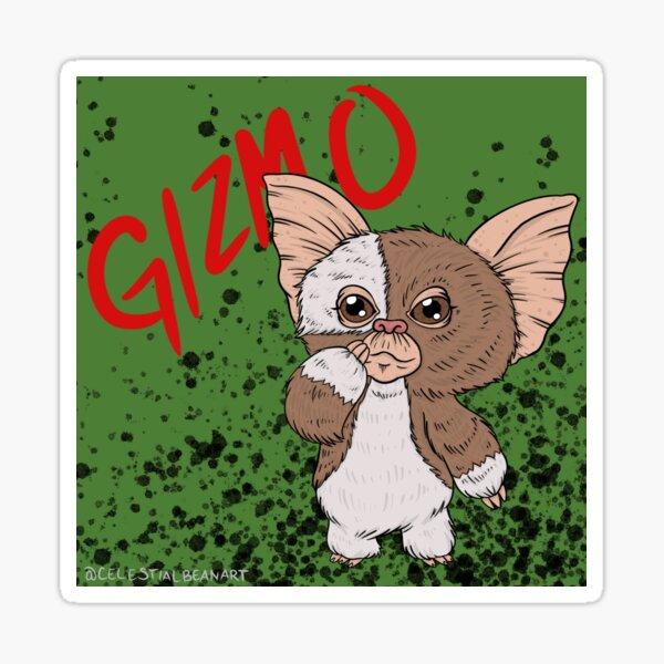 Gremlins Gizmo Sticker
