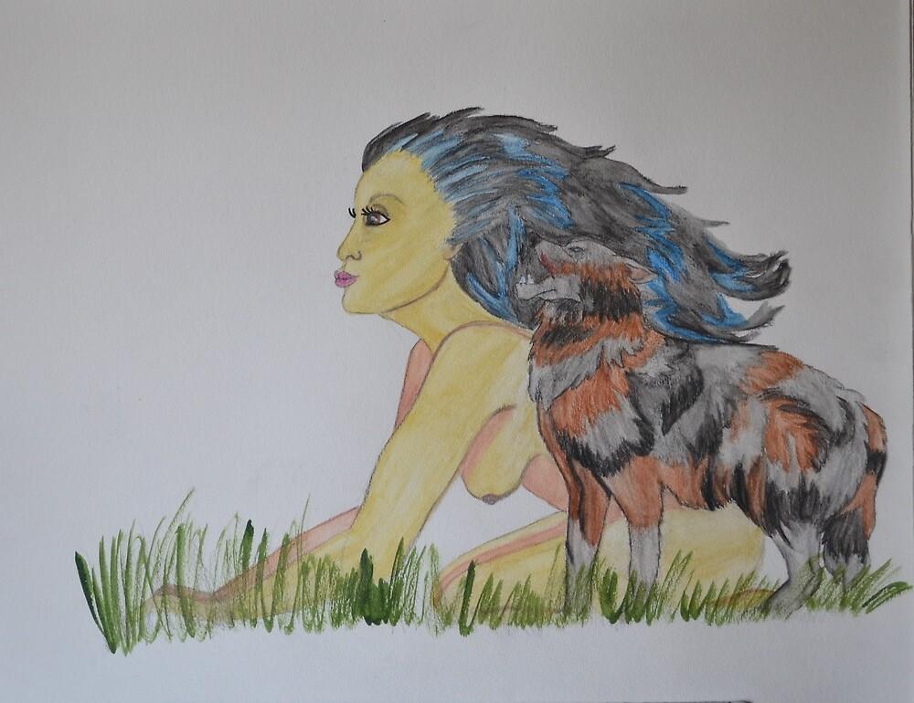 On the Prowl  by deborah kucher