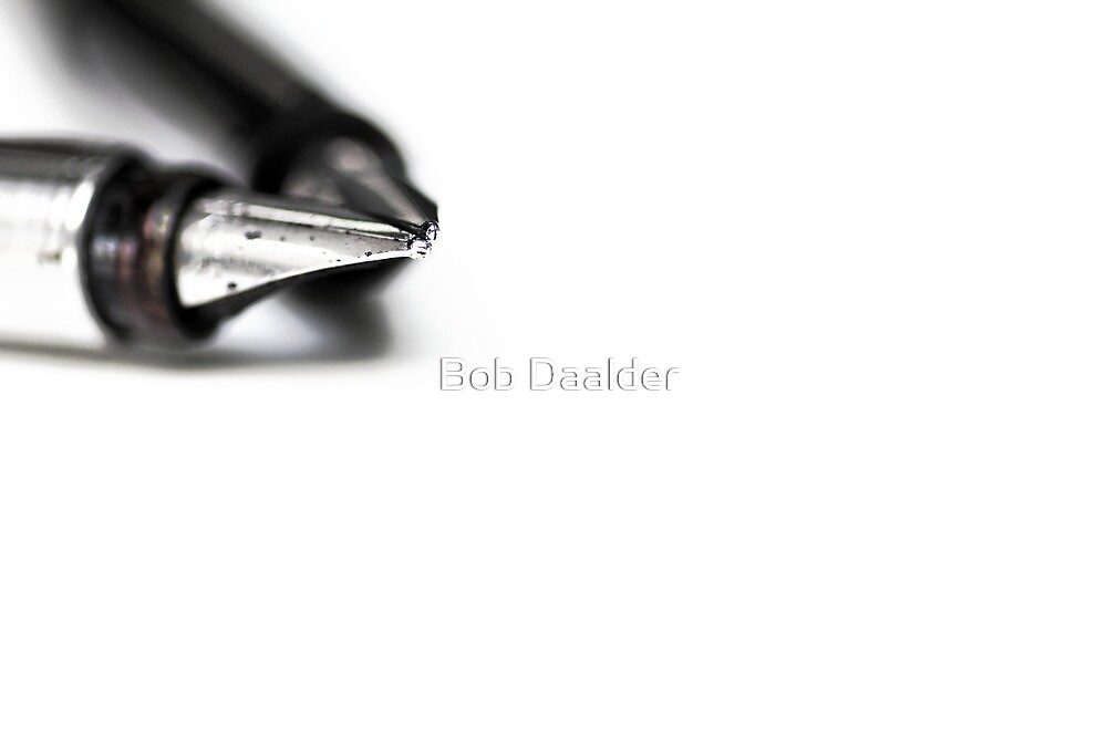 Love for writing *2* by Bob Daalder