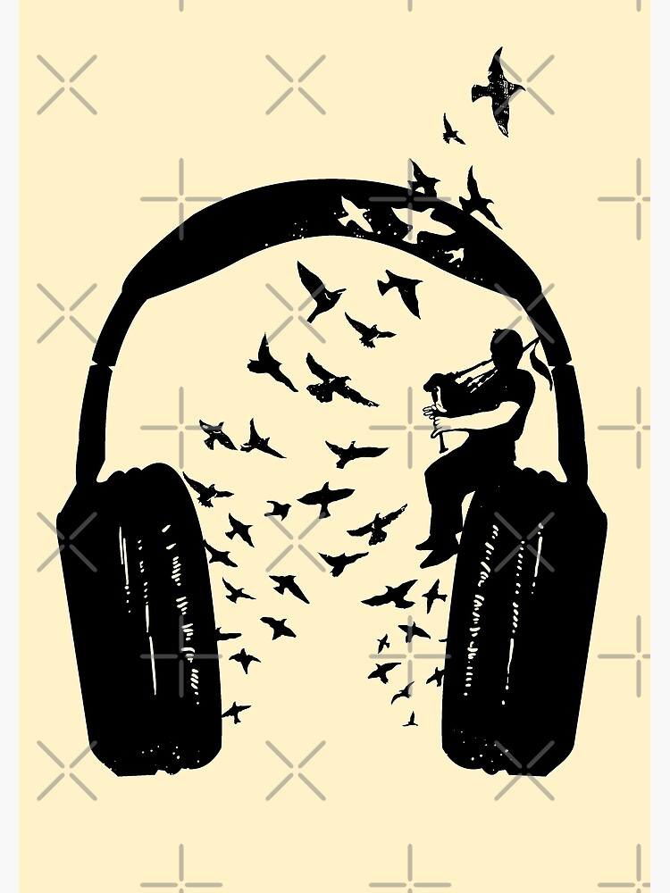 Headphone Bagpipes by barmalisiRTB