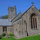 St Michael's Church, Brent Knoll by Dave Godden