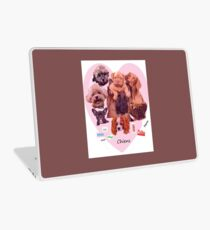BREED OF DOGS Laptop Skin