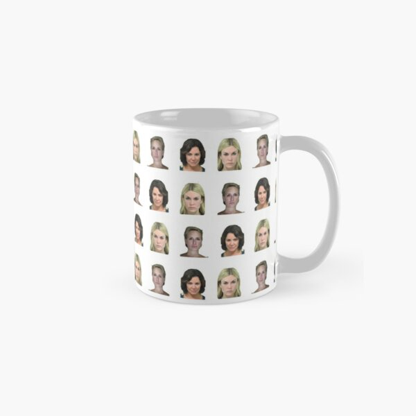 The Crooked Housewives of New York City Classic Mug