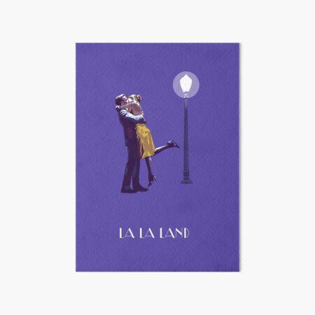 La La Land Art Board Print