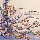 She's within (Her-scape) by Ellen Keagy