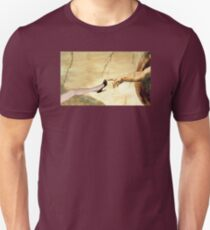Touched by the hand of god Unisex T-Shirt