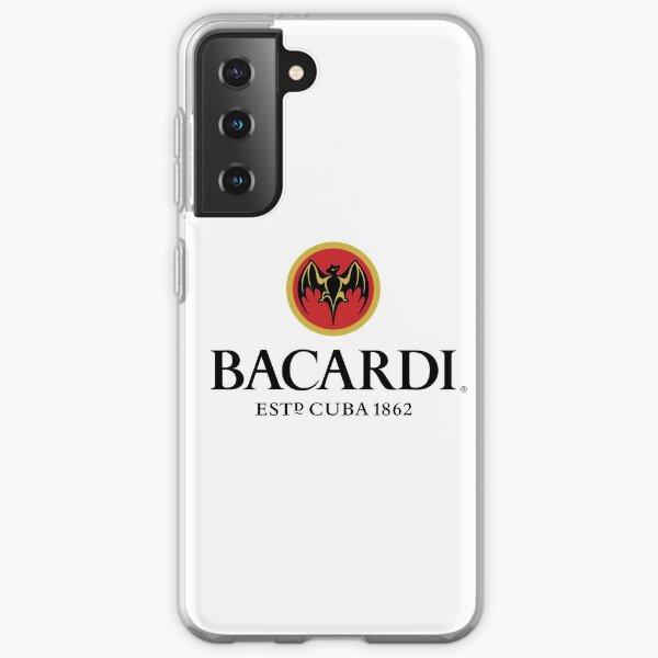 Logotipo de Bacardi Funda blanda para Samsung Galaxy