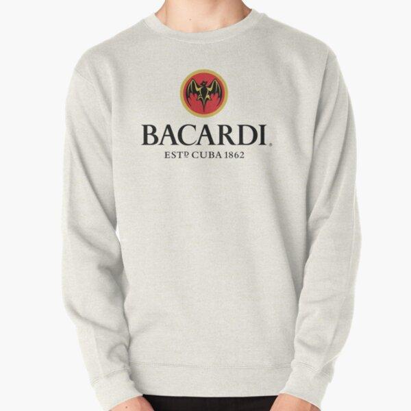 Logotipo de Bacardi Sudadera sin capucha