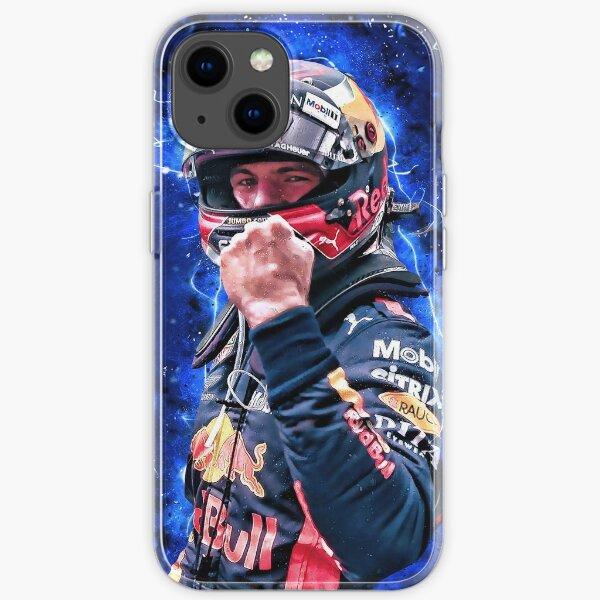Max Verstappen iPhone Soft Case