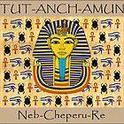 TUTANCHAMUN Neb-Cheperu-Re von Anja Semling