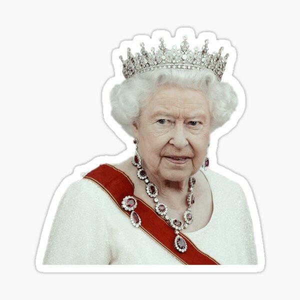 reine Elizabeth Sticker
