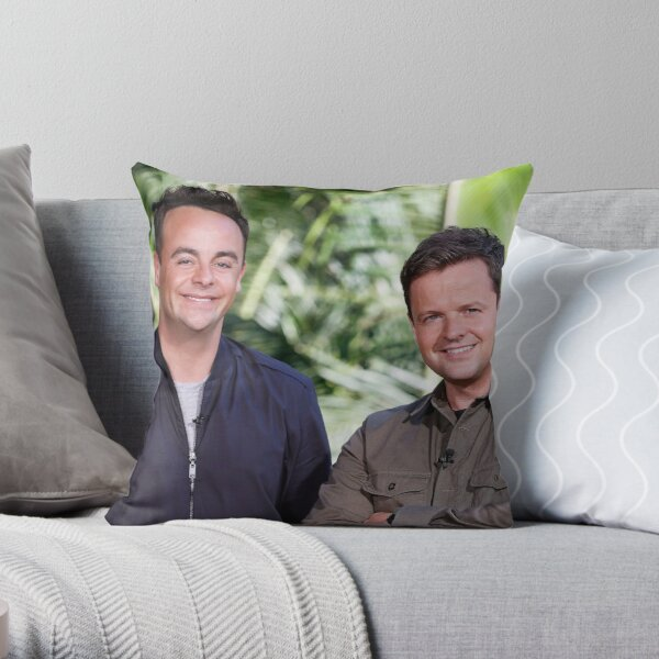 Declan Donnelly Pillows Cushions Redbubble