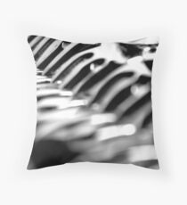 Forking Crazy Throw Pillow