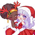Thami & Kitty Beautiful Christmas  by pinku72
