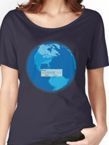 Save Women's Relaxed Fit T-Shirt
