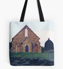 Historic Church, Hill End Tote Bag