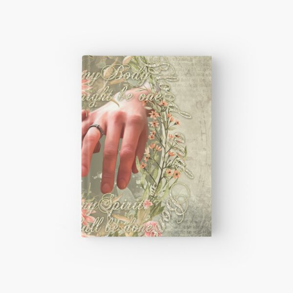 BLOOD OF MY BLOOD - Outlander Hardcover Journal