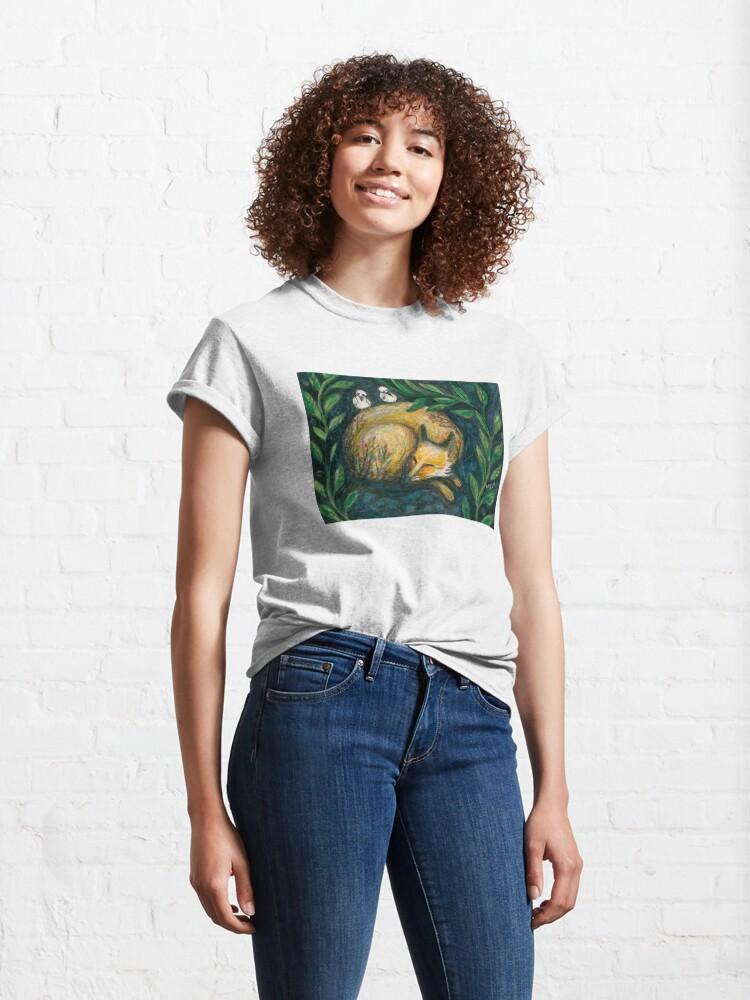 Alternate view of Three Friends Classic T-Shirt