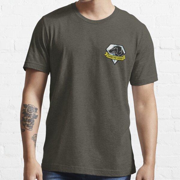 Diamond Dogs Staff Shirt - Metal Gear Solid 5 Essential T-Shirt