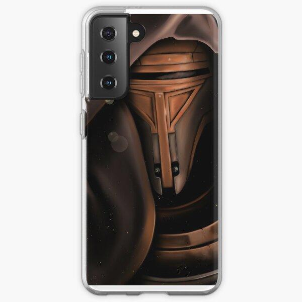 Retrato de Revan Funda blanda para Samsung Galaxy
