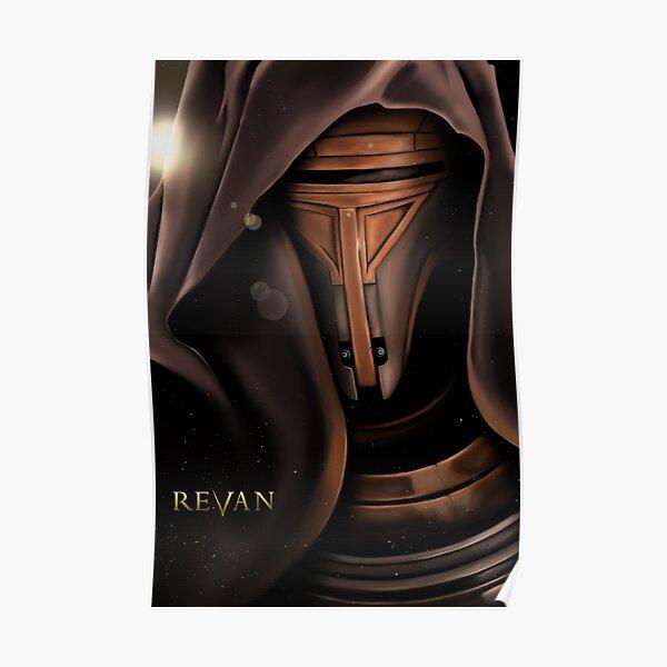 Retrato de Revan Póster