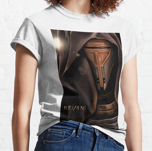 Revan Portrait Classic T-Shirt